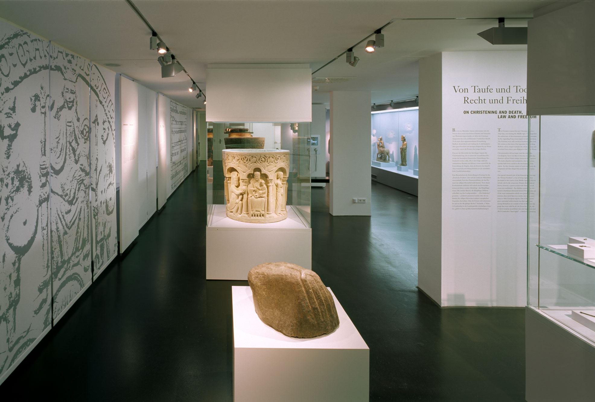 von GROTE Ausstellungsgestaltung und Design / Ostfriesisches Landesmuseum Emden