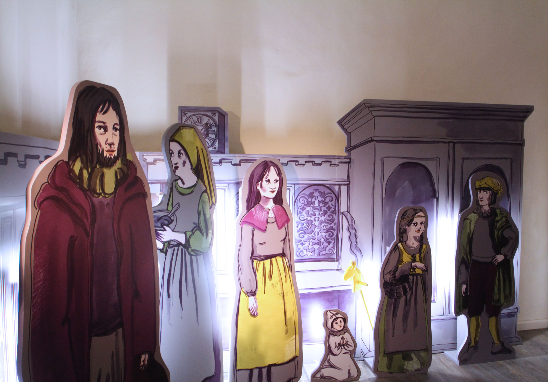 von GROTE Ausstellungsgestaltung und Design / Melanchthonhaus Wittenberg