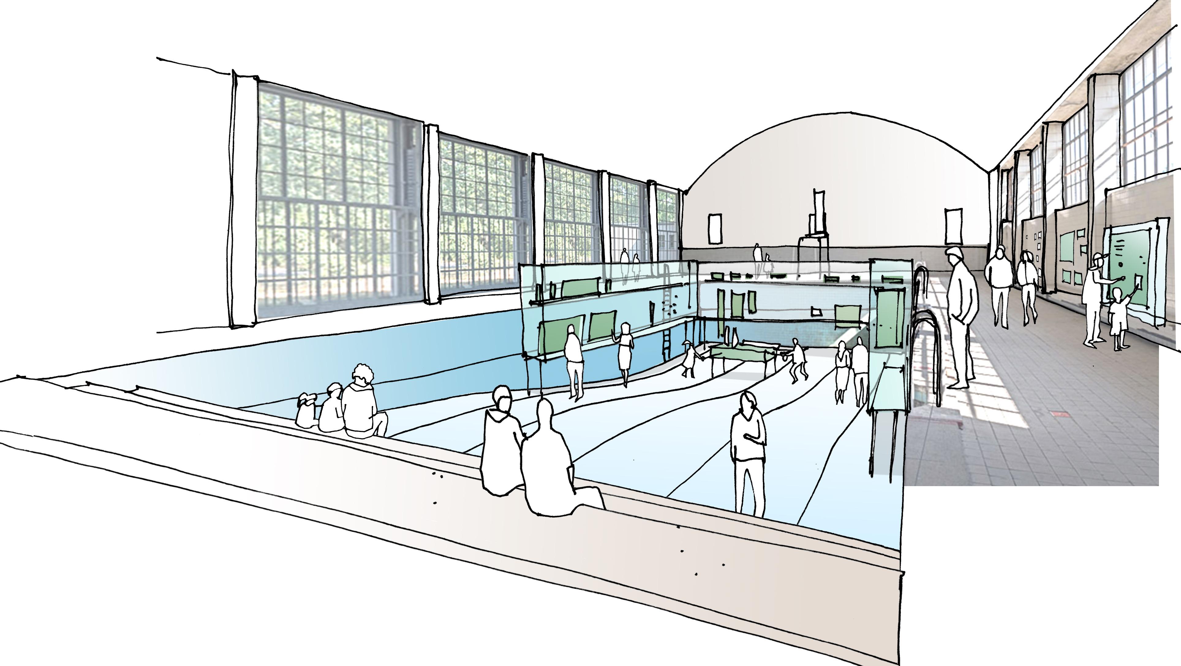 von GROTE Ausstellungsgestaltung und Design / Olympisches Dorf Berlin