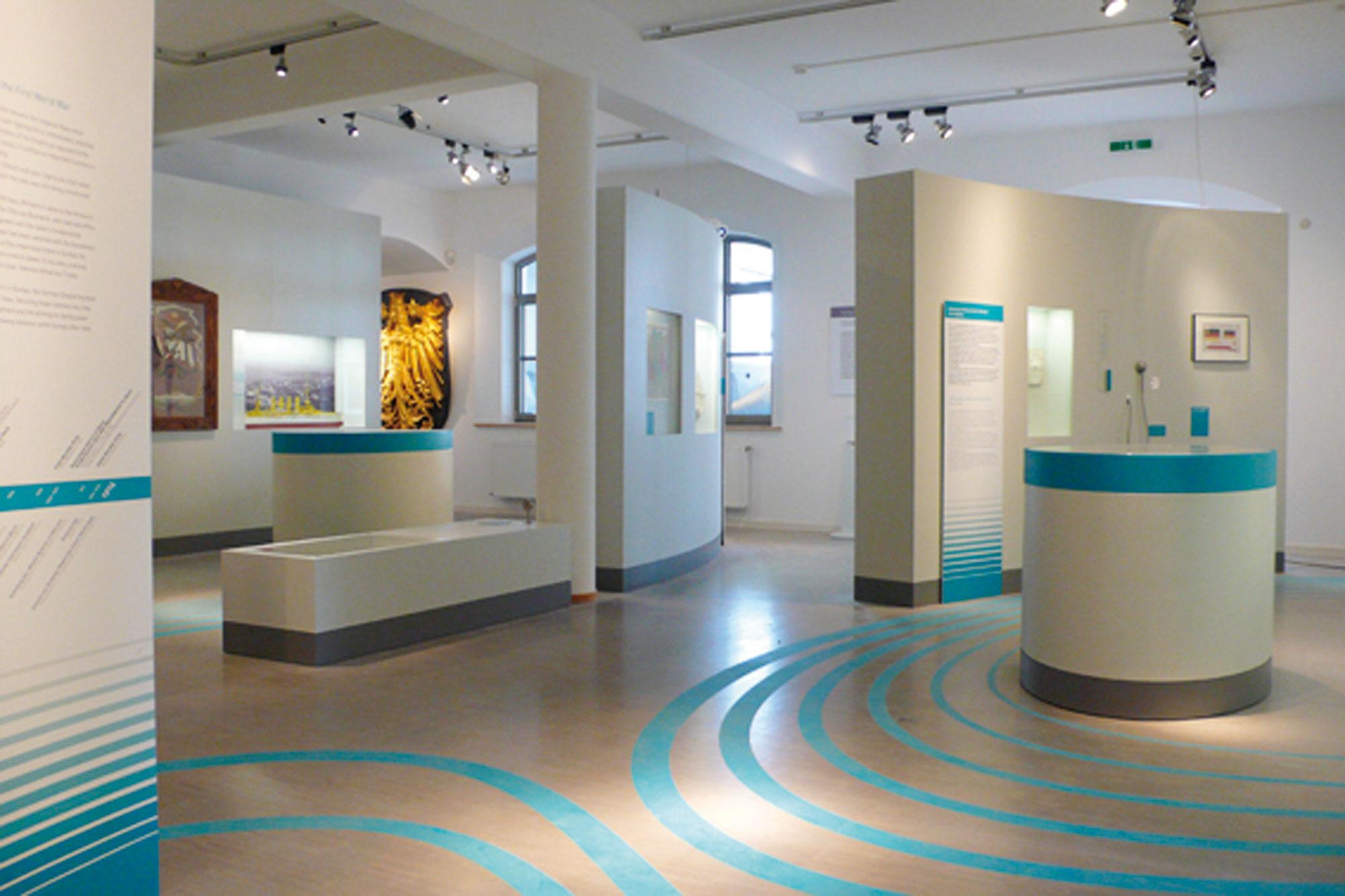 von GROTE Ausstellungsgestaltung und Design / Deutsches Marinemuseum Wilhelmshaven