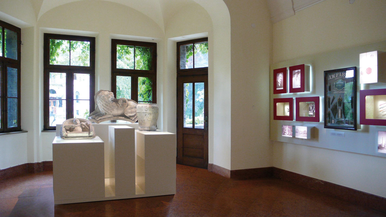 von GROTE Ausstellungsgestaltung und Design / Schloss Faber-Castell