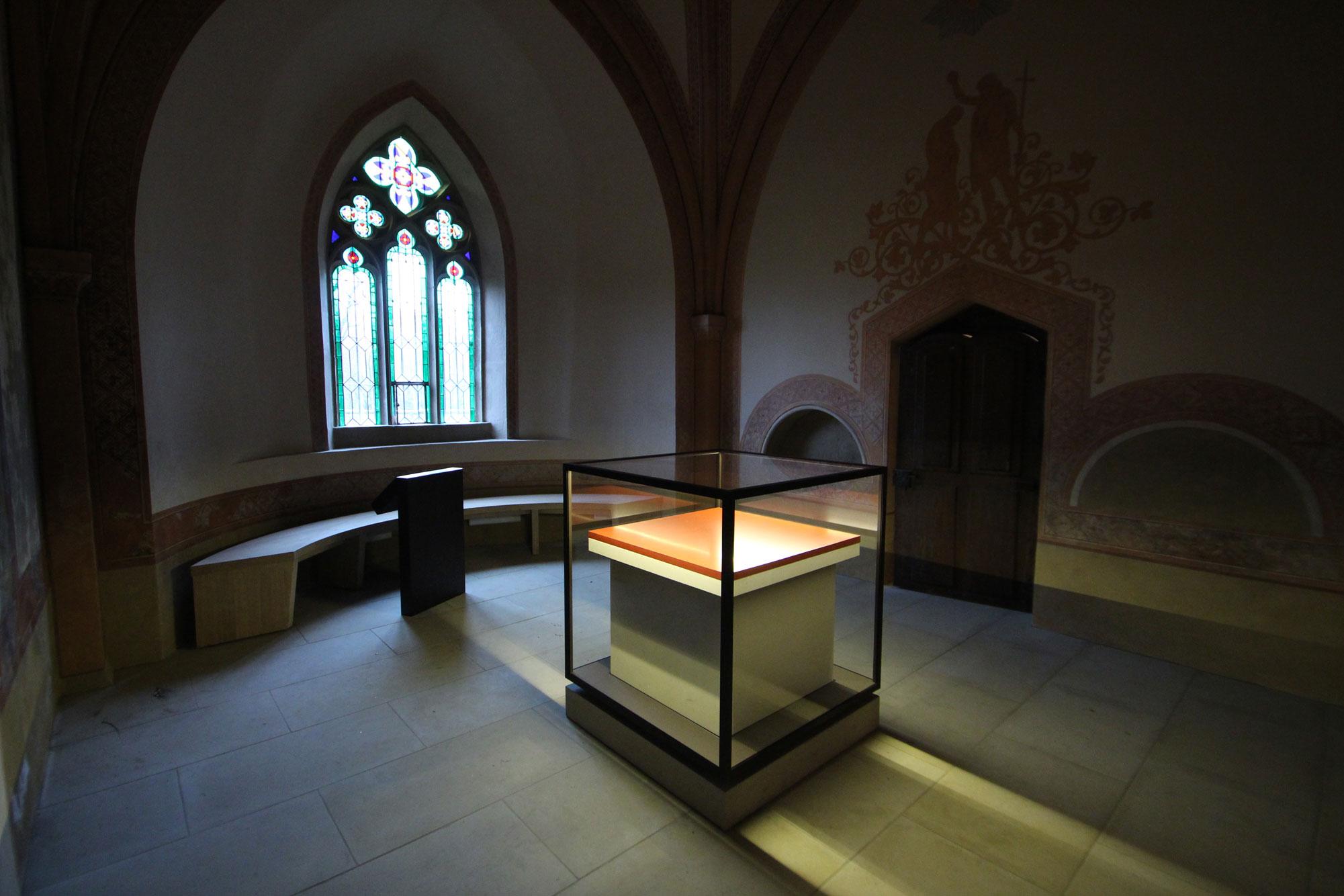 von GROTE Ausstellungsgestaltung und Design / Kloster Loccum