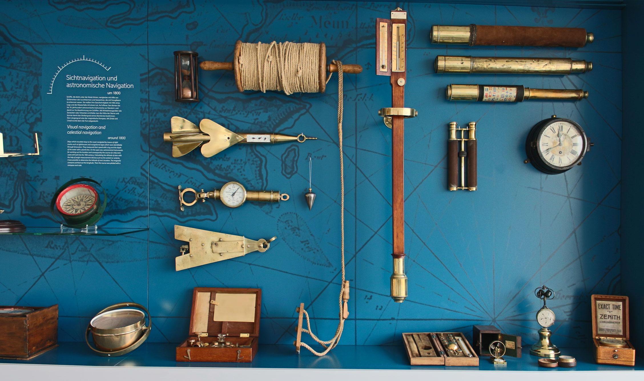 von GROTE Ausstellungsgestaltung und Design / Kieler Stadt- und Schifffahrtsmuseum, Schifffahrtsmuseum in der Fischhalle 2014