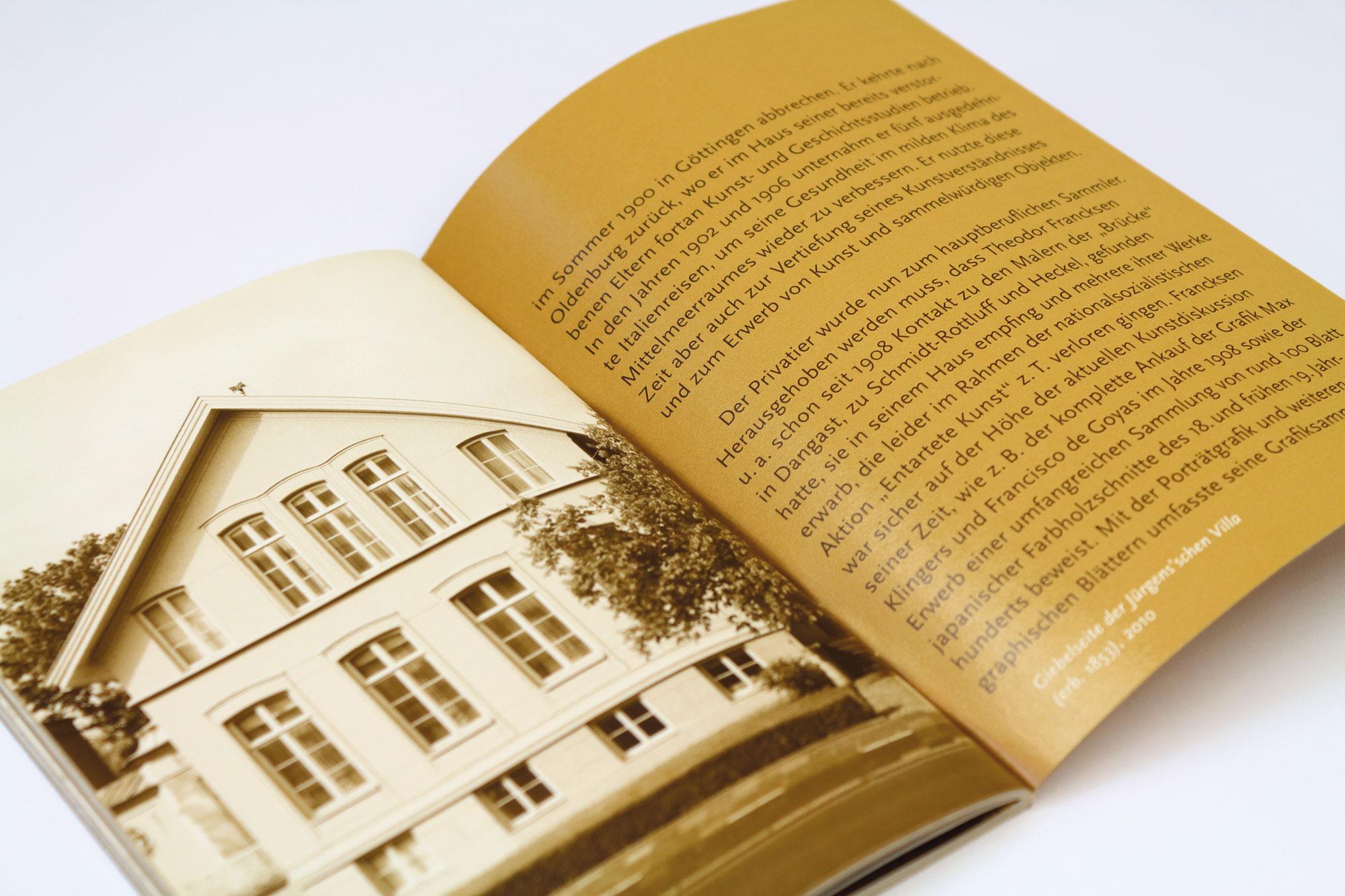 von GROTE Ausstellungsgestaltung und Design / Stadtmuseum Oldenburg – Kurzführer