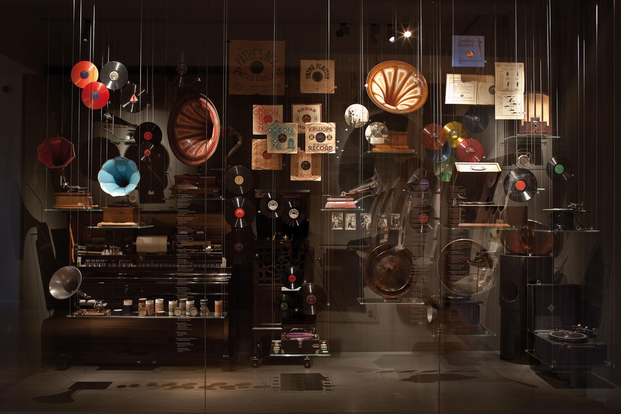 von GROTE Ausstellungsgestaltung und Design / Deutsches Musikarchiv