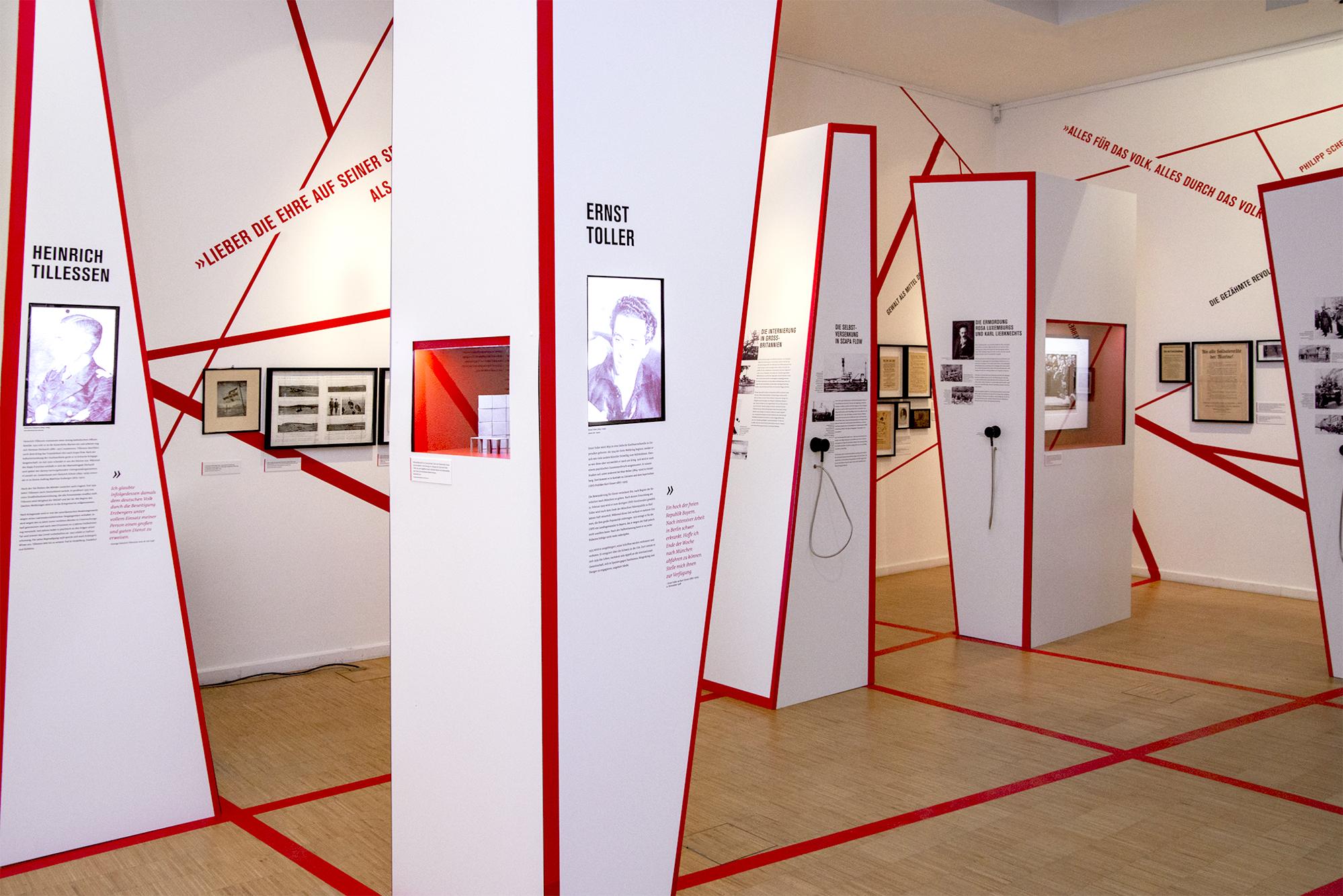 von GROTE Ausstellungsgestaltung und Design / Deutsches Marinemuseum Wilhelmshaven – Die See revolutioniert das Land
