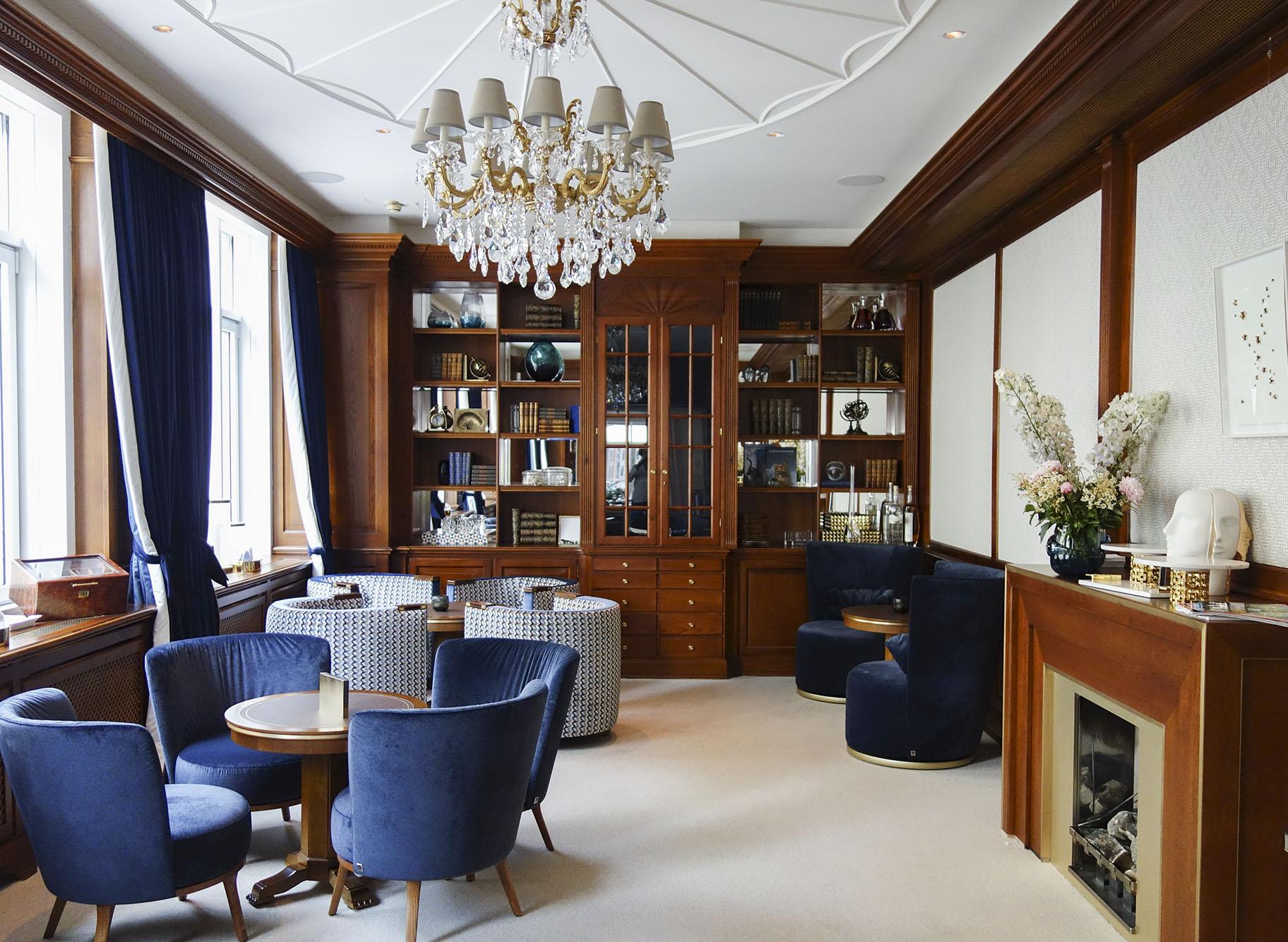 von GROTE Ausstellungsgestaltung und Design / Hanse Lounge – The Private Business Club