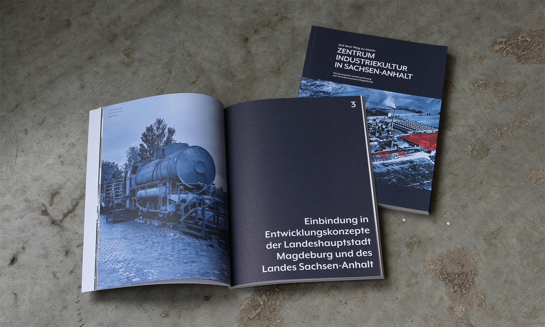 von GROTE Ausstellungsgestaltung und Design / Zentrum Industriekultur in Sachsen-Anhalt